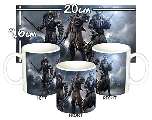 MasTazas The Witcher 3 Wild Hunt Generals B Taza Mug