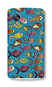 Back Cover for Nexus 5 FISH