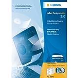 Herma LabelDesignerplus 3.0, 8341 - Software para el diseño de etiquetas (Edición alemana)