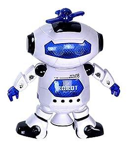Juinsa Robot con luz Sonidos y Baila 84121.0