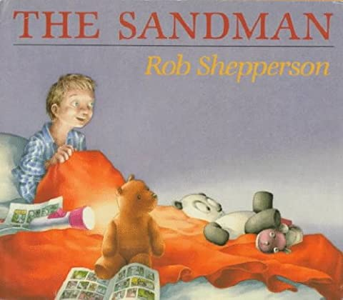 Sandman Tome 10 - The Sandman by Rob Shepperson