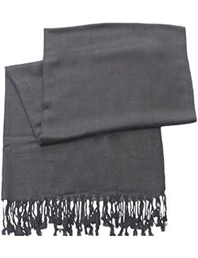 CJ Apparel El abrigo del bufanda de Pashmina del mantón del diseño del color sólido robó Segundos NUEVO