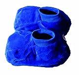 Fußwärmer blau