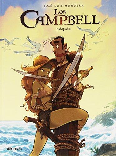 Descargar Libro Libro Los Campbell (Aventúrate) de José-Luis Munuera Miñarro