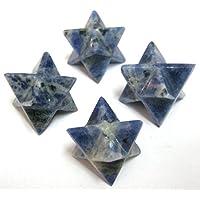 Hervorragende Set von vier Sodalith Edelstein Merkaba Sterne Crystal Healing Energy Herren Frauen Geschenk metaphysisch... preisvergleich bei billige-tabletten.eu