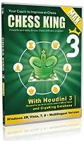 Chess King 3 Max avec Houdini 3 Logiciel d'échecs jeu et analyse (Version Internationale 2013)