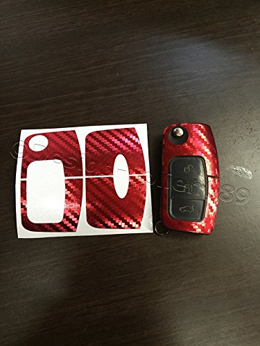 decorative-film-carbon-chrome-red-key-cover-ford-mk2-galaxy-c-s-max-fiesta-500-s-max-c-max-rs-st-mk-