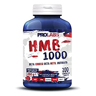 PROLABS HMB 1000MG 200 CPR
