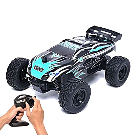 PowerLead RC Car 1/24 Scale 15km/h Radio Controlled Electric Vehicle 2WD Off-road for Kids