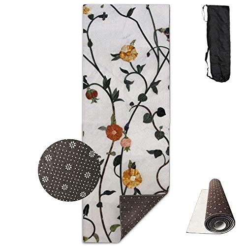Bag shrot - Esterilla de Yoga Antideslizante con diseño de Calaveras de...