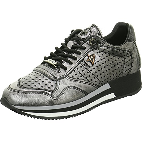 ecbe4466972a05 Cetti C848 SRA - Damen Schuhe Sneaker - Antic-Plomo