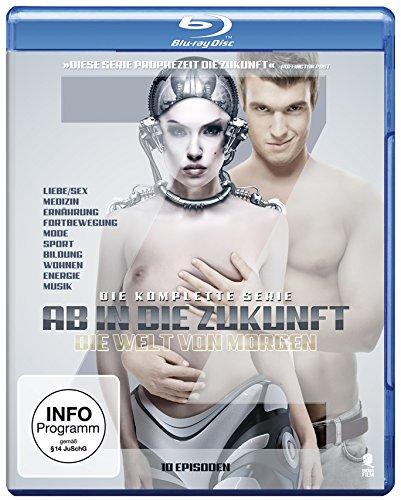 Die Welt von morgen [Blu-ray]