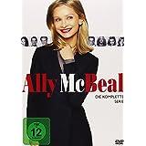 Ally McBeal - Die komplette Serie