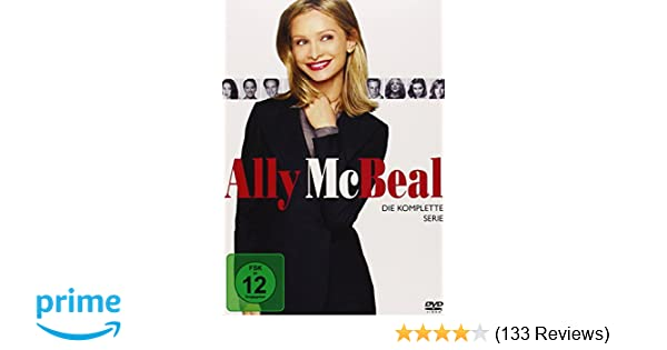 Ally Mcbeal Die Komplette Serie 30 Dvds Amazonde