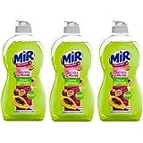 Mir Liquide Vaisselle Main Secrets du Monde Brésil 500 ml - Lot de 3