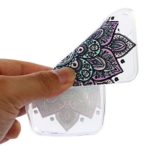 iPhone SE Hülle,iPhone 5S Hülle,iPhone SE 5 5S Glitzer Hülle,JAWSEU iPhone SE 5S 5 Transparent Silikon Hülle TPU Case Schutzhülle Silikon Crystal Case Durchsichtig,Glänzend Glitzer Kristall Luxus Blin Violett