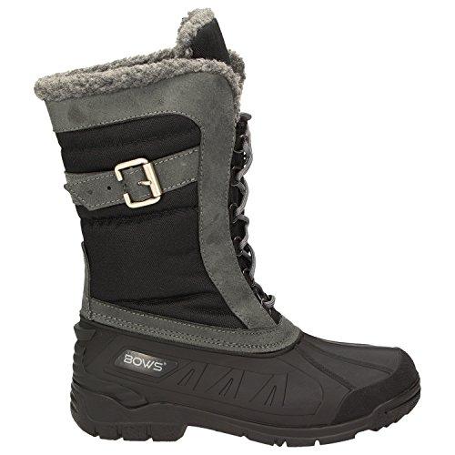 be9b172a57732d Action BOWS Susi- Winterstiefel Damen Schnee Stiefel Snow Schuhe ...
