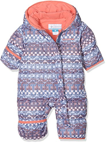 columbia-snuggly-bunny-bunting-doudoune-enfant-bluebell-fairisle-fr-3-mois-taille-fabricant-0-3