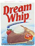 KRAFT DREAM WHIP WHIPPED TOPPING MIX 1 x 73G AMERICAN IMPORT