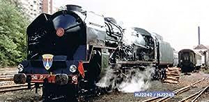Jouef - Hj2242 - Locomotive À Vapeur 241p Tender 34 P - Version Fin De Service - Sncf Époque Iii - Echelle 1/87