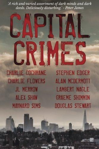 Portada del libro Capital Crimes by Alex Shaw (2016-02-08)