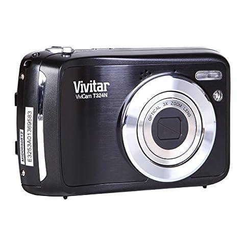 Vivitar VT324 Digitalkamera (12,1 Megapixel CMOS Sensor, 3x opt. Zoom,