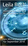 Sternzeichen Jungfrau: So stehen Deine Sterne: Dein Monatshoroskop für September 2018