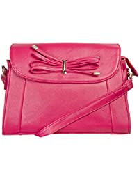 Levise London Stylish PU Leather Shoulder Sling Bags For Women - Spacious Durable Sling Bag Handbags For Ladies