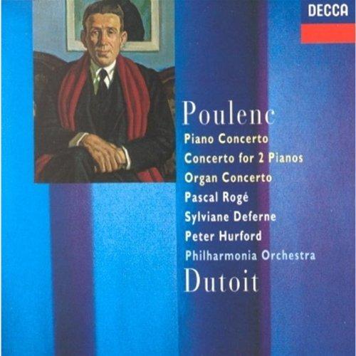 Poulenc: Piano & Organ Concertos (1993-10-19) - Organ Poulenc Concerto