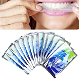 Best Bleach For Teeths - Designeez Transparent Teeth Whitening Strips Gel Care Review