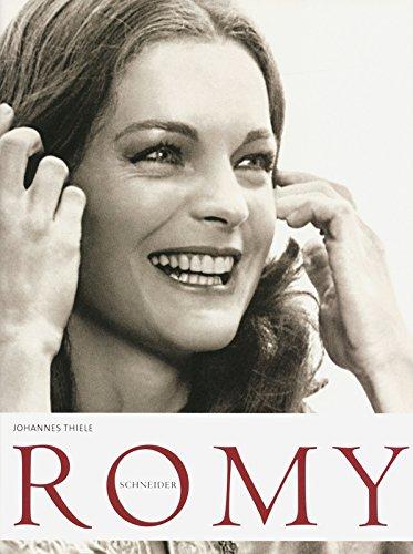Romy Schneider par Johannes Thiele