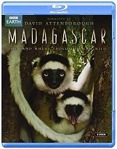 Madagascar: Land Where Evolution Ran Wild [Blu-ray] [Import anglais]