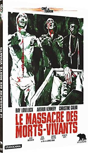 Le Massacre des morts vivants [Francia] [DVD]