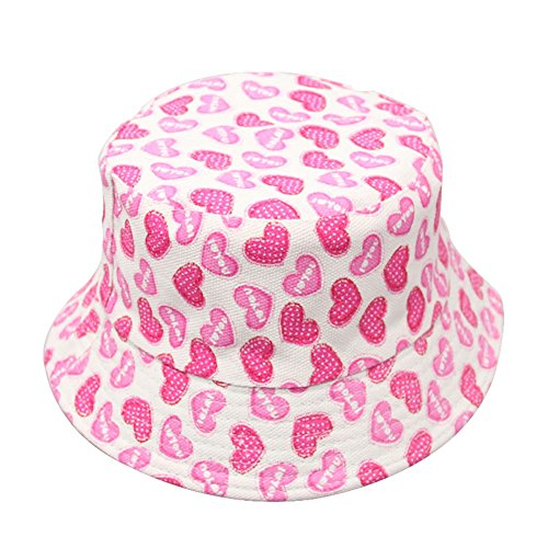Hosaire Sombrero de Pescador Gorra Sombrero Algodón Anti UV Solar para  Viaje Playa para Bebé. e6294f52650