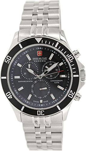 Swiss Military Hanowa Flagship Chronograph 6-5183.7.04.007 Mens Watch