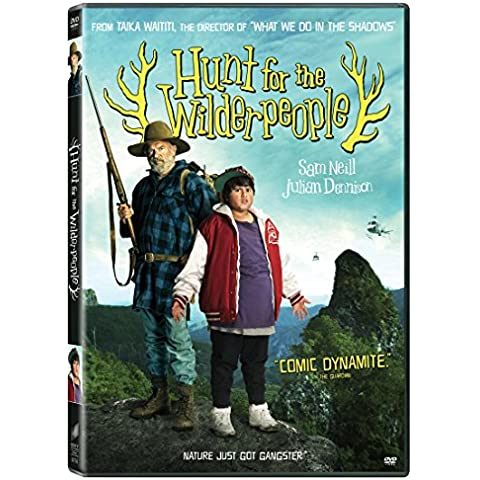 Hunt for the Wilderpeople - Hunt Picture