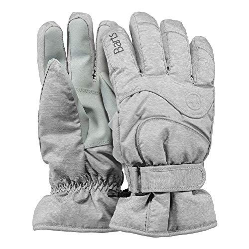 Barts Finger Handschuhe Basic (18) unisex 0605 heather grey 02 XS/6