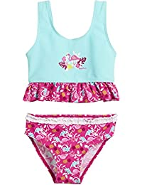 Playshoes Mädchen Tankini Uv-Schutz Bikini Flamingo