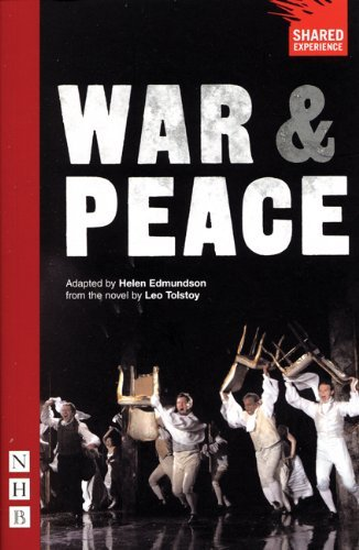 War and Peace (Shared Experience) by Leo Tolstoy (2008-09-01)