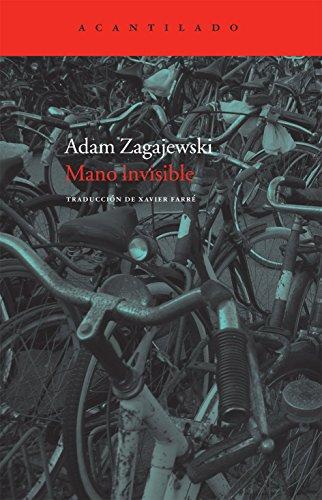 Mano invisible (Acantilado) por Adam Zagajewski
