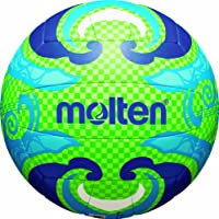 MOLTEN - Balón de Volley Playa Multicolor grün/Blau Talla:5