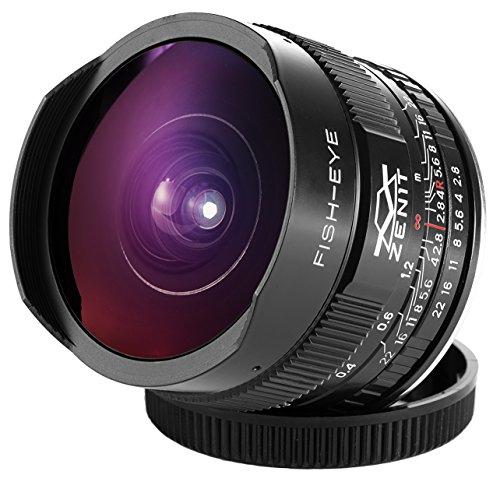 Zenitar 2.8/16 Fisheye Lens For Canon DSLR Cameras. New Version