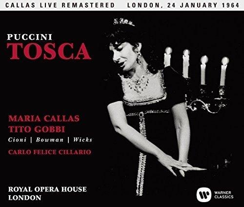 Puccini:Tosca [Import USA]