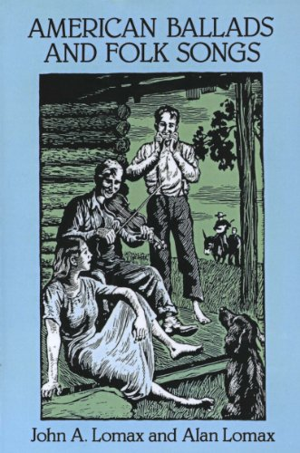 American Ballads and Folk Songs (Dover Books on Music) (English Edition) -