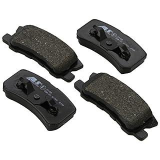ABS All Brake Systems bv 37199 Bremsbeläge - (4-teilig)