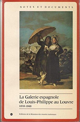 La galerie espagnole de louis-philippe au louvre : 1838-1848