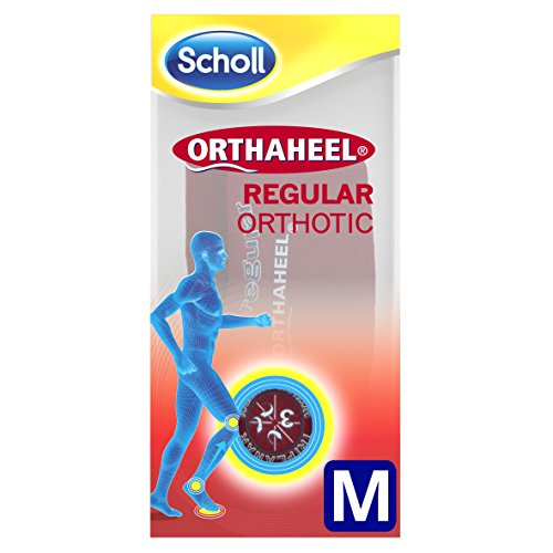 Orthaheel Regular Insoles Medium (Womens Orthaheel Schuhe)