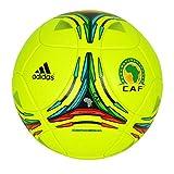 Adidas Comoequa CAF Africa Cup 2012 Gr. 5 OMB Matchball Spielball ACN Gabun gelb