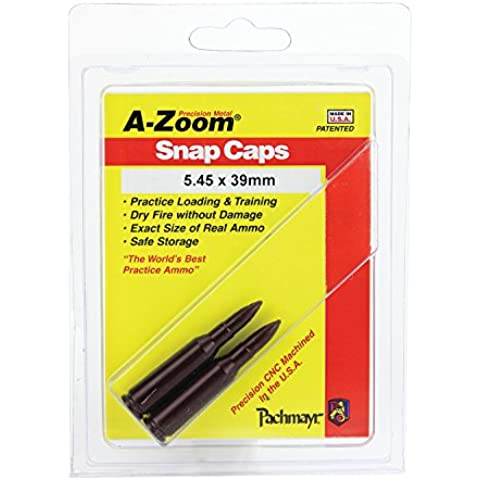 Azoom Snap Caps 5.45 X 39R 2/Pk
