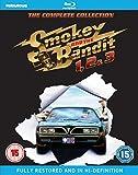 Smokey And The Bandit - The Complete (3 Blu-Ray) [Edizione: Regno Unito] [Import anglais]